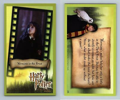 Hermione... #22 Harry Potter & The Sorcerer's Stone 2001 WOTC Holofoil Card