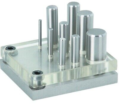 9 Piece Punch and Die Set 11290