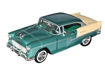 Chevrolet Chevy Bel Air Rot mit Weiß Coupe Serie 2400C 1953-1957 ca 1//43 1//36-..