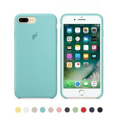 Carcasa Funda Original Ultra Suave de Silicona para iPhone 11