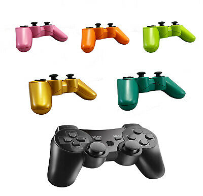 6 Colors Rechargeable Wireless Controller Remote for Sony PS3 PlayStation 3