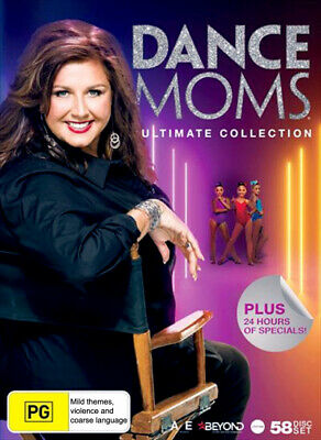 Dance Moms: Ultimate Collection  - DVD - NEW Region 4