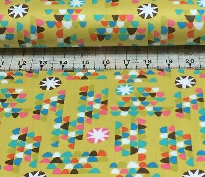 WINDHAM FABRICS ENCHANTED FOREST HEARTS GREEN ON GREEN 100/% COTTON 43502-7