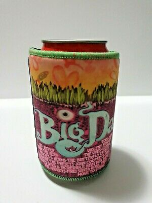 Big Day Out Stubby Holder 2007 Adelaide Cooler Can Holder Australia