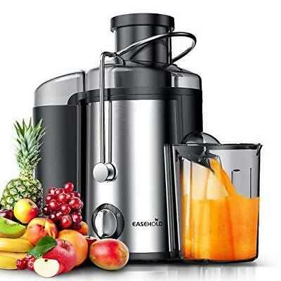 EASEHOLD Juicer Professional Whole Fruit Vegetable Extractor 800W Juice...