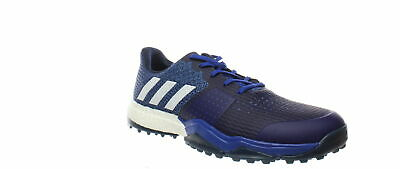 Adidas Mens Adipower S Boost 3 Blue Golf Shoes Size 11 (515954)