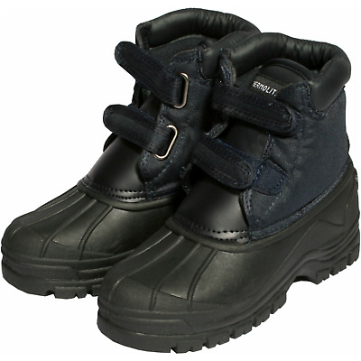 Town and Country Charnwood Thermolite Ankle Mucker Boot - Navy UK Size 5 #5B325