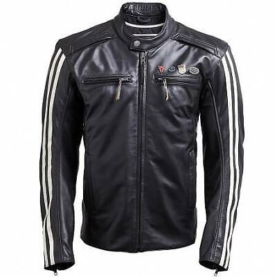 Genuine Triumph Beachley Leather  Motorcycle Jacket Mlha18105 Was £390 Now £195