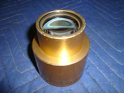 70mm Projection Lens ~ ISCO ULTRA MC 110mm