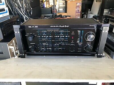 Sae 2100 Solid State Stereo Preamplifier Equalizer