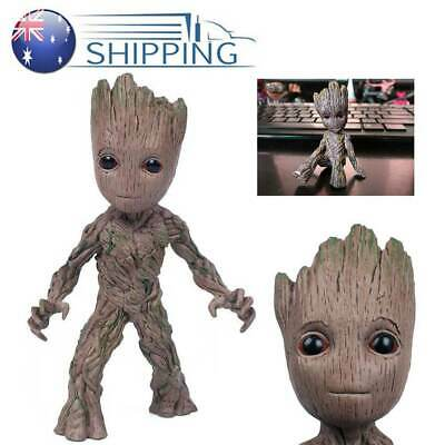 Guardians of The Galaxy Vol. 2 Baby Groot Figure Statue Collectable Toy Gift AU