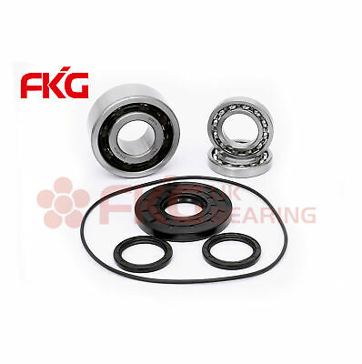 COMPLETE FRONT DIFFERENTIAL SEALS /& BEARING SET b2 11-14 POLARIS RZR 900 XP
