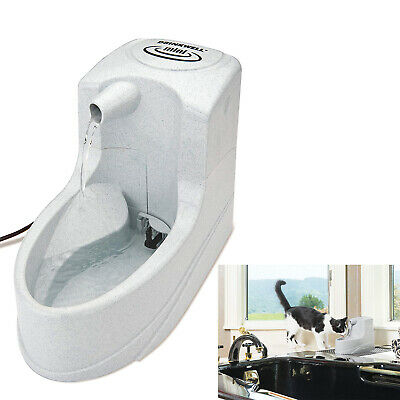 Drinkwell Cat and Dog Water Fountain Electric Fresh Water Fountain For Pets 40oz
