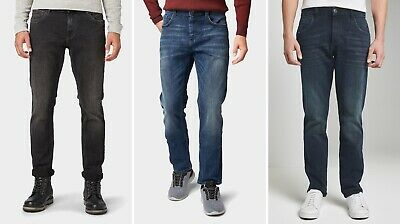 Tom Tailor Herren Jeans Josh Regular & Marvin Straight