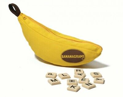 New Bananagrams Game - Puzzle Crosswords