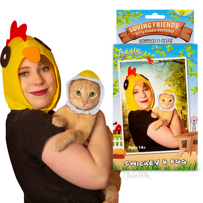 Kitty Cuddle Cat Costumes - Archie McPhee -  Chicken & Egg