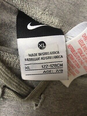 Girls Nike Jogging Bottoms