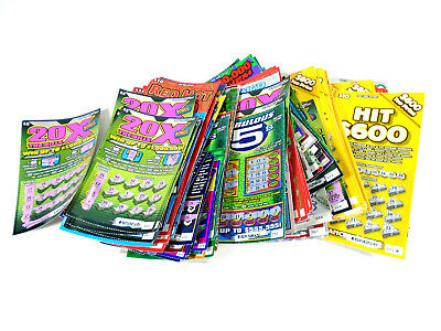 $1000 Bags losing New York lottery scratch off tickets. Random Many Available