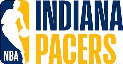 NBA Indiana Pacers Basketball Logo Custom Kennzeichen Plate-Extreme Graphics
