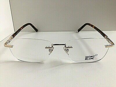 NEW MONT BLANC Optical Frame Men Women Eyewear  Eye Glasses MB0534 008 016 028