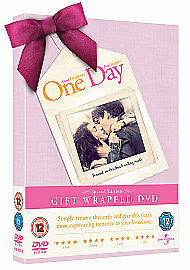 One Day DVD Movie  Feature Film 2012 Gift wrapped romance Xmas present Stocking