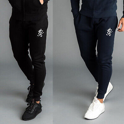 Mens Gym King New Tracksuit Bottoms Designer Fleece Joggers Jogging Sweatpants