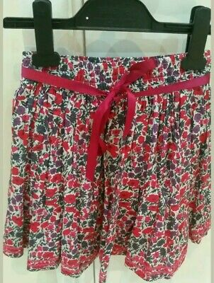 Trotters Childrenswear London Lily Rose Liberty Skirt Set Will Fit Age 8/9
