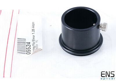 """Orion 1.25"""" Imaging flip mirror Adapter - #05524 New old stock"""