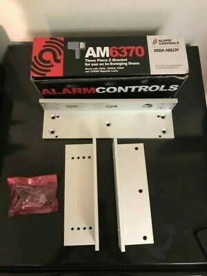 Alarm Controls AM6370 Three piece Z bracket-NEW!!!