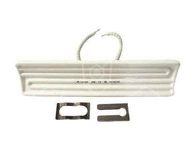 Ceramic Radiators with Cable from Geperlte Braid Length 245mm 250W 230V High