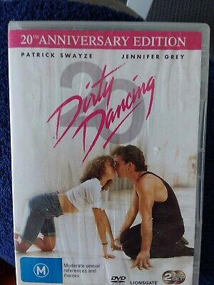 Dirty Dancing ...20th Anniversary Edition,..M...Patrick Swayze and Jennifer Grey