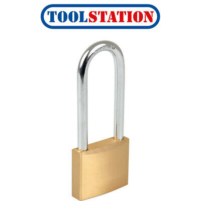 NEW Squire Watchman Armoured Warehouse Padlock 90 x 12 x 14mm Double Slotted
