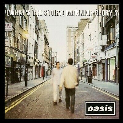Oasis - (What's The Story) Morning Glory? Vinyl 2LP + Digital NEU Blur Pulp