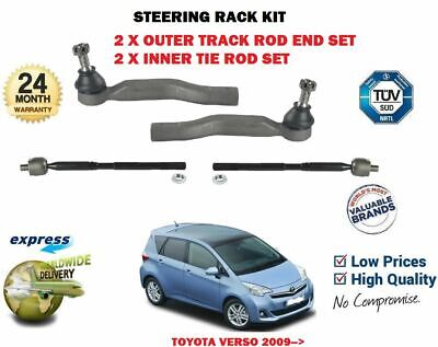 Mini One Cooper 01-03 Right inner /& Outer Tie Rod End steering rack track rod
