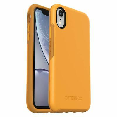 """New OEM OtterBox Symmetry Series Aspen Gleam Yellow Case For iPhone XR 6.1"""""""