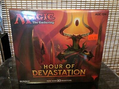 Magic MTG Hour of Devastation Fat Pack Bundle sealed