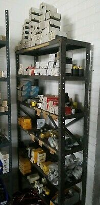 Huge Lot of Miscellaneous Industrial Recepticles, Connectors, Plugs, Etc. NEW!