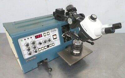 C163307 Hybond 572 532A 45° Feed Thermosonic Wedge Wire & Ribbon Bonder refurb'd