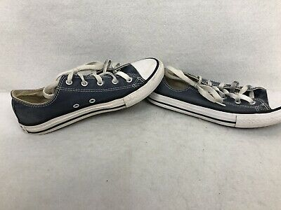 Converse ALL STAR Low Tops Sneakers - Blue Denim Youth Size 3 Great Condition!