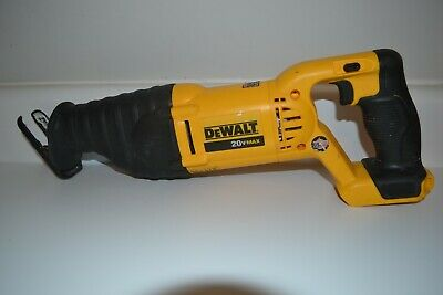 Dewalt Dcs381 20V Variable Speed Reciprocating Saw W/No Battery, Charger
