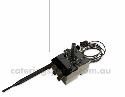 Washer Commercial Dishwasher Tank Thermostat 30-110