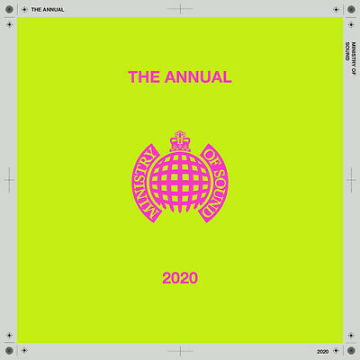 Various Artists : The Annual 2020 CD 2 discs (2019) ***NEW*** Quality guaranteed