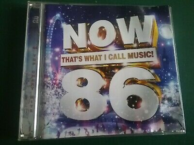 now thats what i call music 86 2 disc cd freepost in very good condition