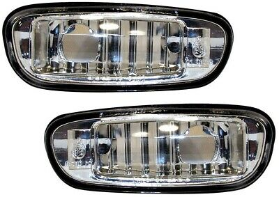 Subaru Impreza 94-01 Side Light Repeaters Crystal Clear