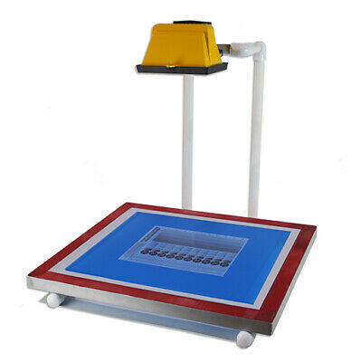 Tabletop 500W Exposure Unit / Stand for Screen Printing Exposing Images