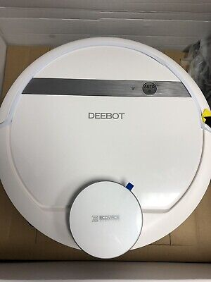 ECOVACS Robotics DEEBOT 900 Wi-Fi Connected Robotic Vacuum