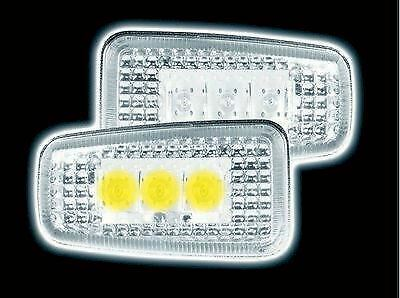 Ultra Citroen Xantia Clear Led Side Light Repeaters