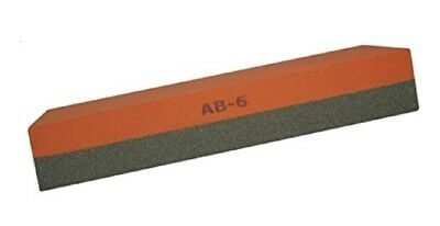 "Sticks and Stones Unlimited AB-6 Aluminum Oxide Bench Stone, 1"" x 2"" x 6"" Inch"