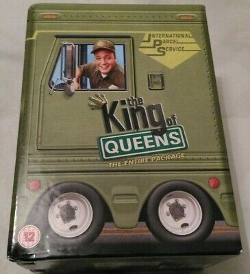 The King Of Queens Complete Collection - Season Series 1-9 - UK Region 2 DVD
