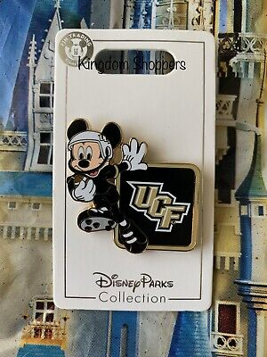 Disney Parks UCF Football Pin University Of Central Florida Mickey Mouse